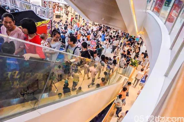 昆山万达广场火爆开业,入驻品牌一览