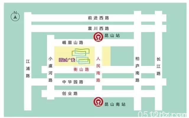 昆城广场抢红包、无现金日,最高减免4888元