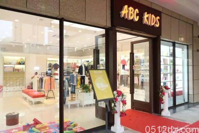 ABC KIDS昆山首创奥莱专柜最新活动