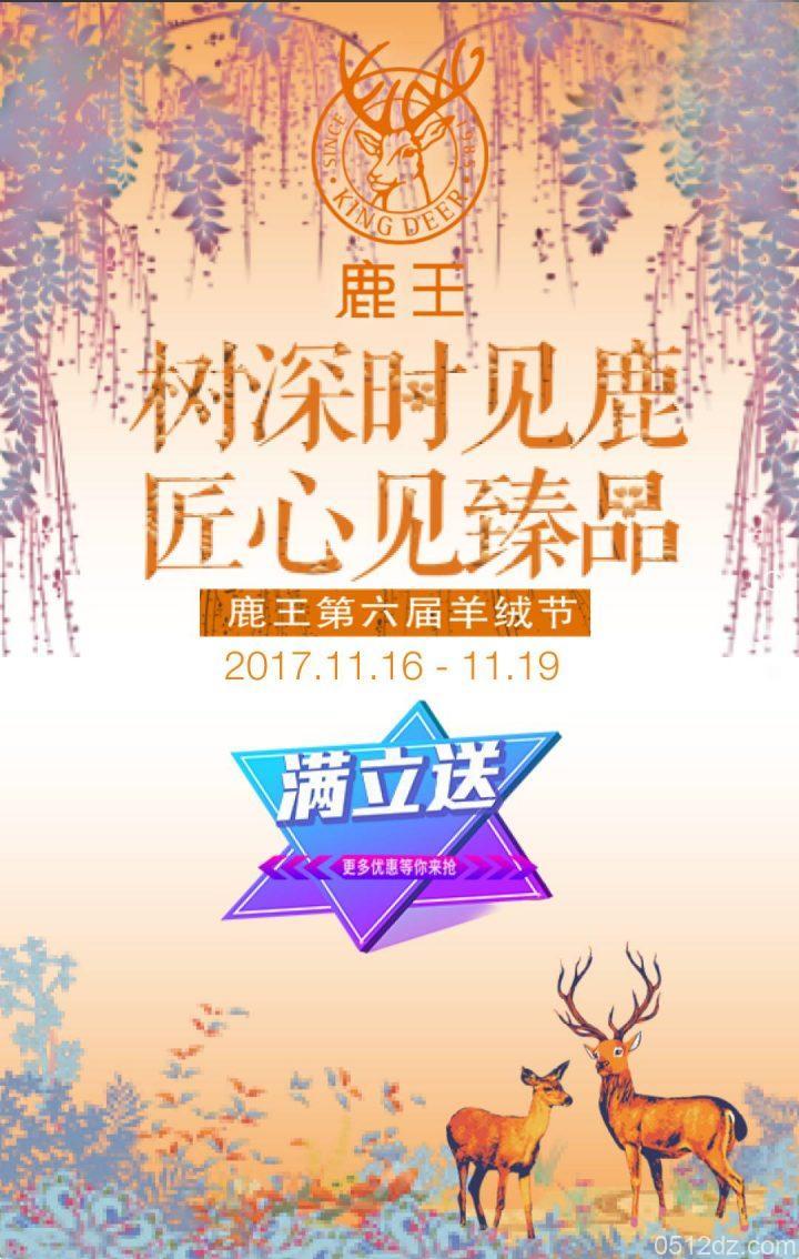 2017鹿王第六届羊绒节