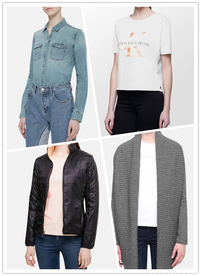 TOMMY HILFIGER & Calvin Klein Jeans全场第二件1折