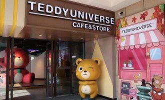 泰迪和他的小伙伴们疯狂折扣还送公仔