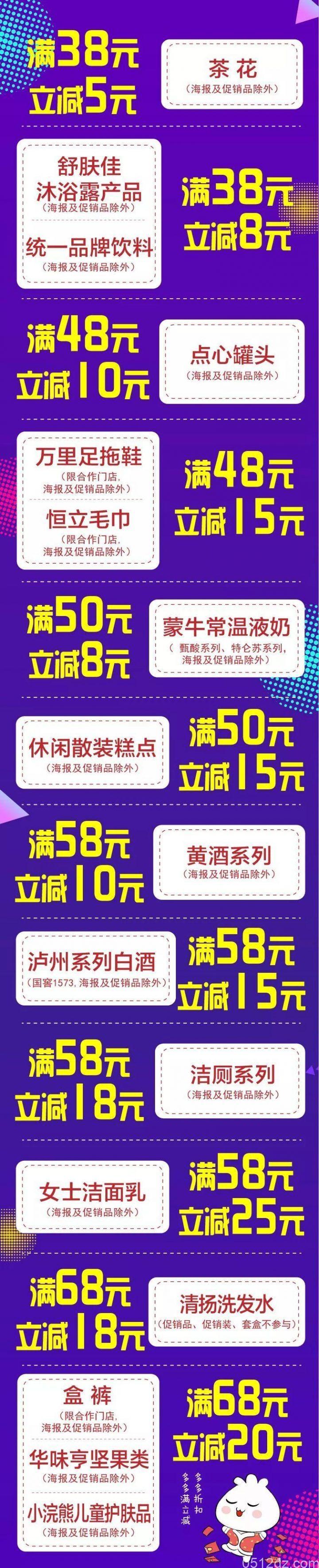 永辉超市8周年上市庆,邀您举杯同嗨