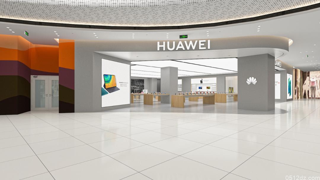九方江苏首家华为HESR+Plus授权体验店盛大开业